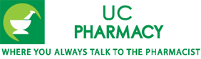 UC Pharmacy Logo